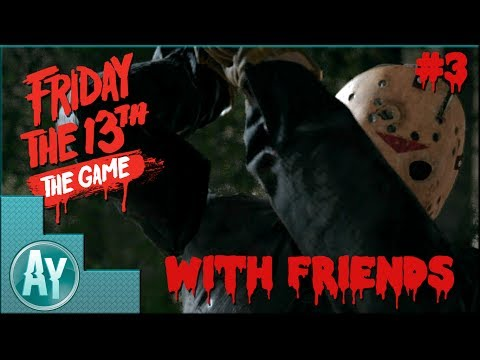 Friday The 13th The Game: Only one of us can go! Betrayed!
