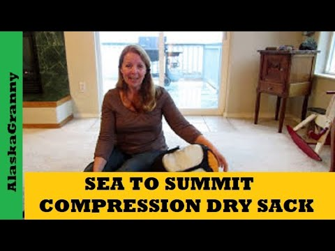 Sea To Summit Compression Dry Sack Product Review