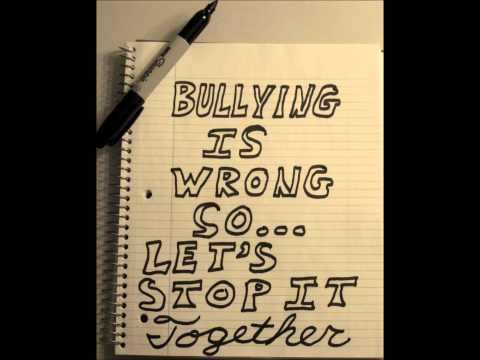 bullying we'll stop it- Long Branch Middle School