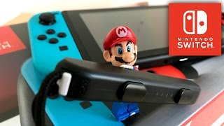 Nintendo Switch Lego Mario Unboxing - Review