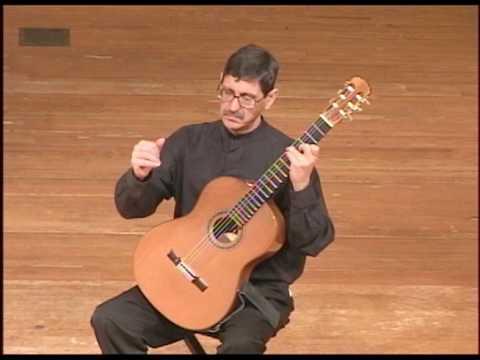 Elliot Frank, Barrios Vals Opus 8 no. 4