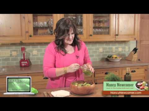 Smart Tips - How To Make Your Own Salad Dressing by Nancy Newcomer