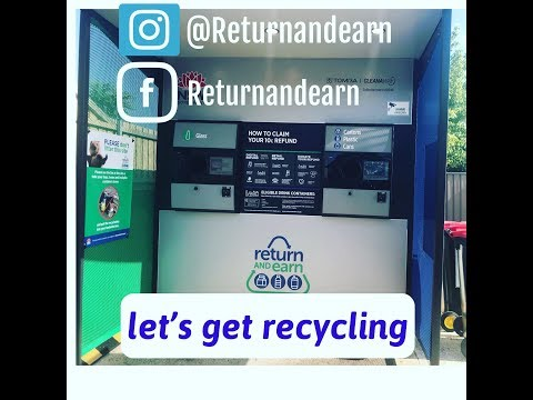 Return and Earn NSW: How to recycle and get paid in NSW