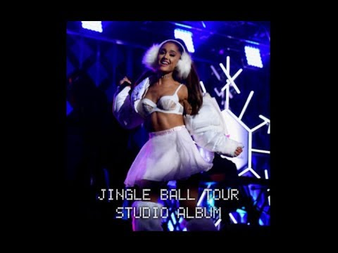 Ariana Grande - Christmas & Chill Medley(Live Studio Version)[The Jingle Ball]