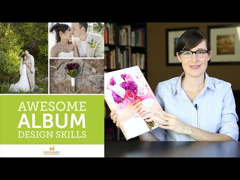 Awesome Album Design Skills for Adobe InDesign // By Photography Concentrate