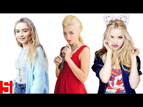 Disney Girls First Kiss, First Moments | Dove, Peyton, Sabrina | Christmas Special |