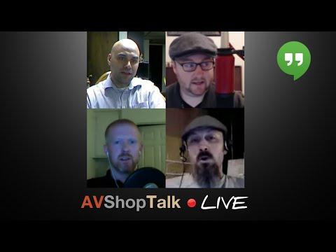 Green AV Round Table | AVShopTalk Live