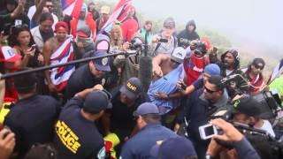 Download Hawaii Rising | Mauna Kea - TMT Standoff Recap- 06.24.2015 Video