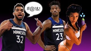 Jimmy Butler's Trade Request Reason REVEALED? Slept With Karl Anthony Towns GF & Caused BREAKUP!
