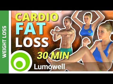 30 Minute Cardio Workout No Equipment