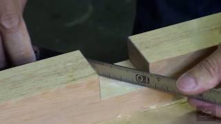 "Japanese Woodworking Tip - ""Kigoroshi"""