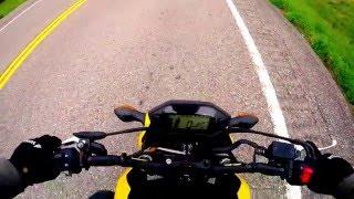 Honda Grom Performance Mods #5 - Finbro 183cc BIG BORE KIT + Kitaco
