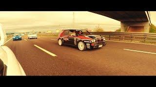 Wrcteam.it -  Rally Cars Meeting 2018: 22b, Evo 6 Tme, M3 E30, Delta & More!