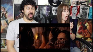 Wyrmwood: Chronicles of the Dead - Teaser Clip REACTION & REVIEW!!!