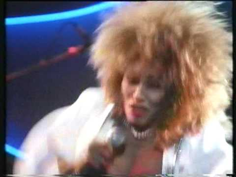 Tina Turner - We Got The Taste