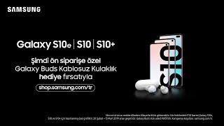 Download Yeni Galaxy S10 Ailesi Şimdi Ön Siparişte! Video