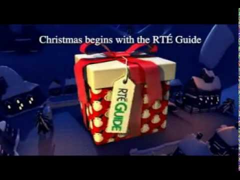 RTE Guide Xmas Box