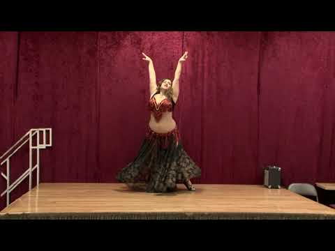 Miss Thea Solo Bellydance