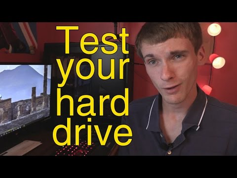 How to test your hard drive or SSD - HARD DRIVE FAILURE DIAGNOSIS