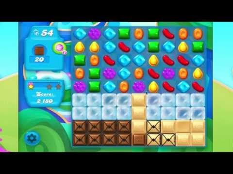 Candy Crush Soda Saga Level 238 No Booster 3* HARD CHOCOLATE