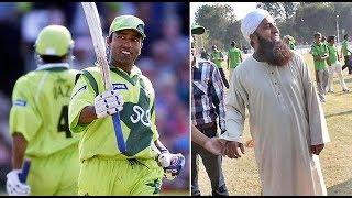 इस पाक क्रिकेटर ने कजिन से की थी शादी, एेसे बदल गई लाइफ - Cricketer Saeed Anwar