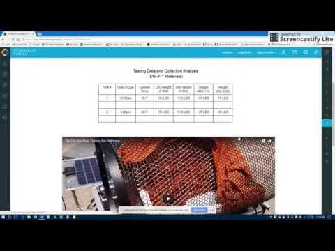 Example Engineering Design and Development Portfolio
