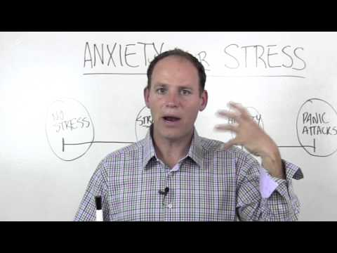 How To Know The Difference Between Anxiety and Stress