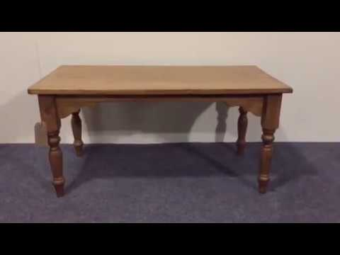 Small Pine Coffee Table for sale - Pinefinders Old Pine Furniture Warehouse