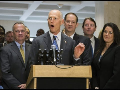 Five GOP Governors Who Have Caved on Gun Control