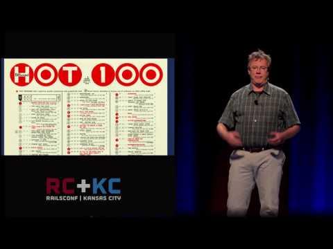 RailsConf 2016 - Closing Keynote: Paul Lamere