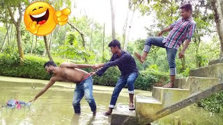 Must Watch New Funny😂 😂Comedy Videos 2019 - Episode 29 Best Comedy Vines || Famous Emon ||