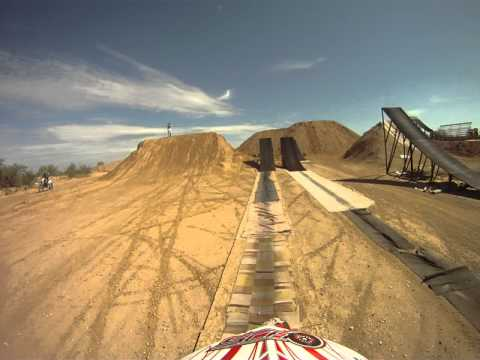 Freestyle Ramps at Speedworld MX