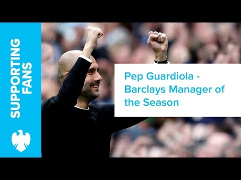 Barclays | Premier League Manager of the Season