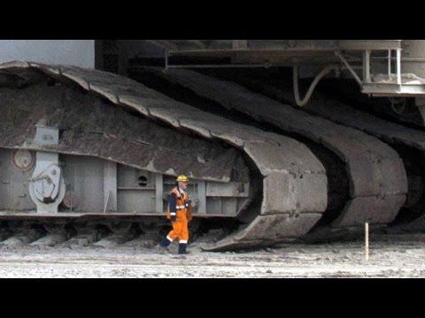 Big, Bigger, BIGGEST! 3 MASSIVE MACHINES that move! (World's biggest / largest ever built!)