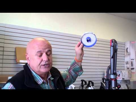 How to Replace Dyson DC33 Vacuum Filter - Littleton ,Colorado