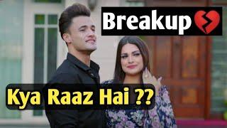 Asim Himanshi Breakup💔 | Kya Raaz Hai Inke Breakup Ka🤔 ?? | Trending World