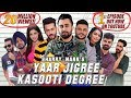 Yaar Jigree Kasooti Degree - Sharry Mann (Video) | Mista Baaz | Latest Punjabi Song 2018