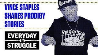 Vince Staples Reflects on Prodigy