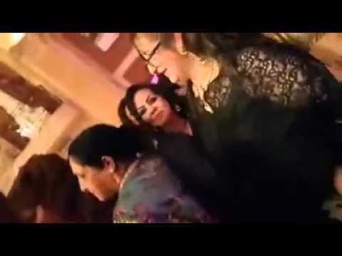 Apparition d'Aziza Jalal dans un marriage Marocain crée le buzz