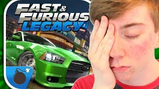 FAST & FURIOUS: LEGACY (iPhone Gameplay Video)