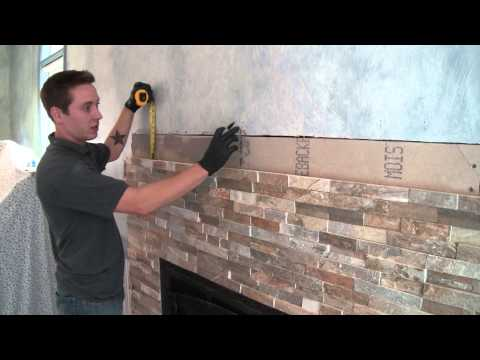 Pearl Mantels Shelf Installation