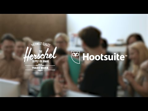 Herschel Supply Co & Hootsuite