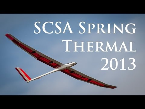 SCSA Spring Thermal Competition - Minchinampton Common, UK.