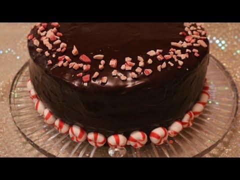 Chocolate Mint Cake