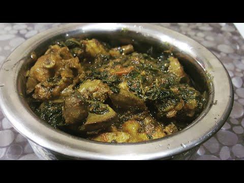 Bhaaji Chicken/ Veg. Chicken/ Sehri Special