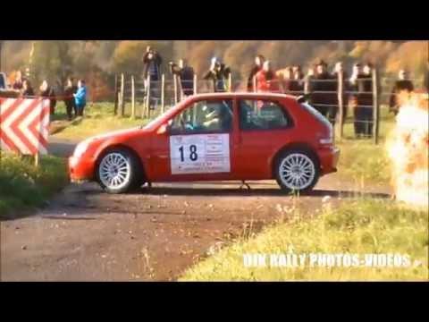 13eme Rallye de la porte Normande 2015 [ CRASHS & MISTAKES ] by DJK