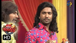 Adhire Abhinay Performance   Jabardsth   14th September 2017  ETV  Telugu