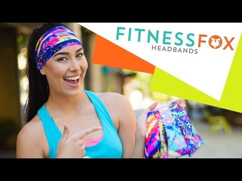 Fitness Fox Headbands