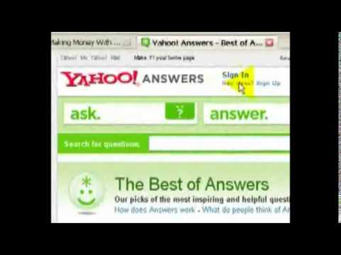 HTDA - Get Traffic with Yahoo Answers