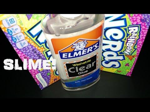 Nerds Candy Slime (Fail)